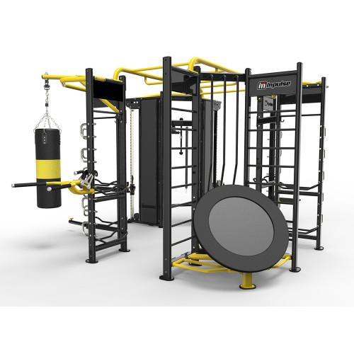 IZ-O shape - комплекс для функциональных тренировок
